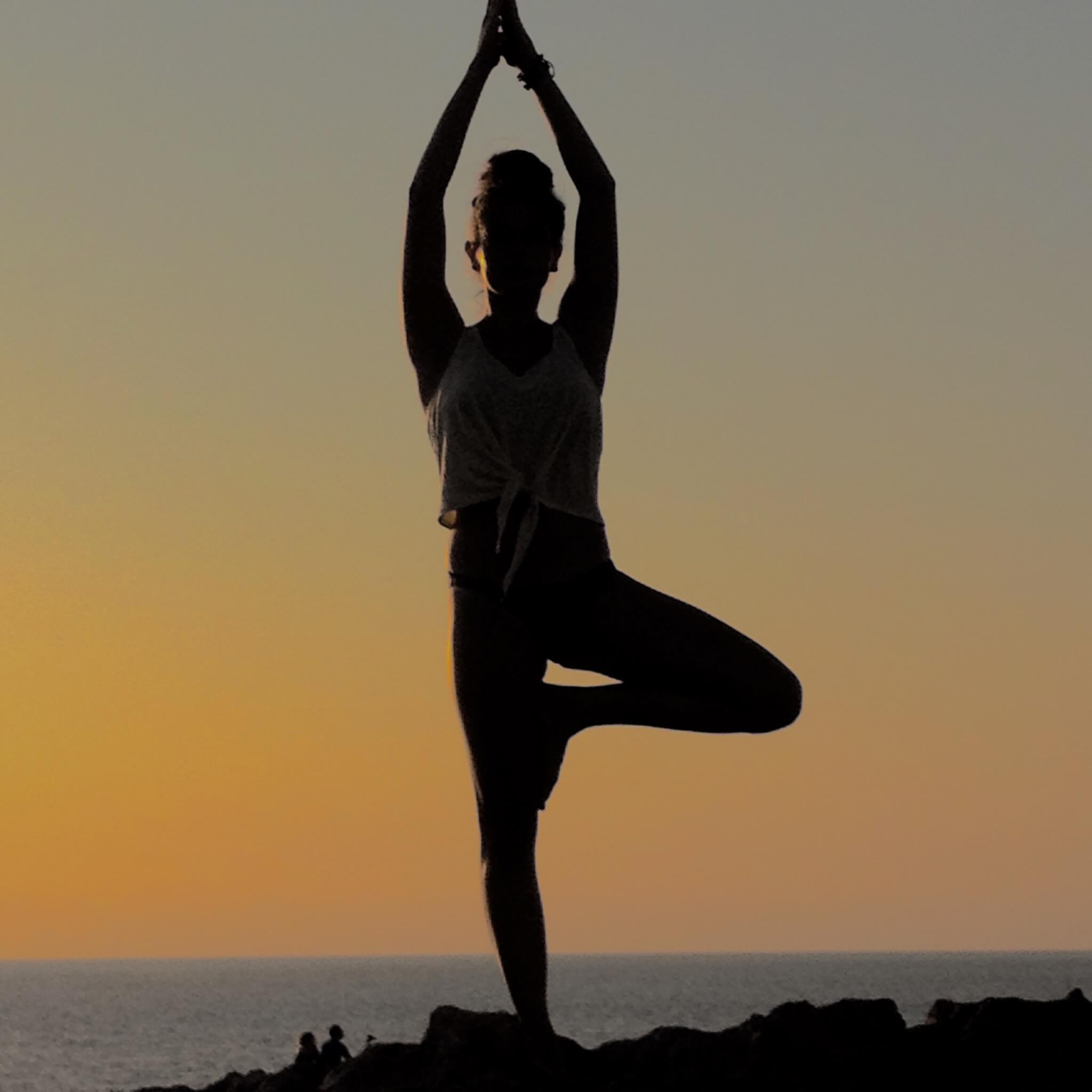 Yoga Reise Gozo Baum