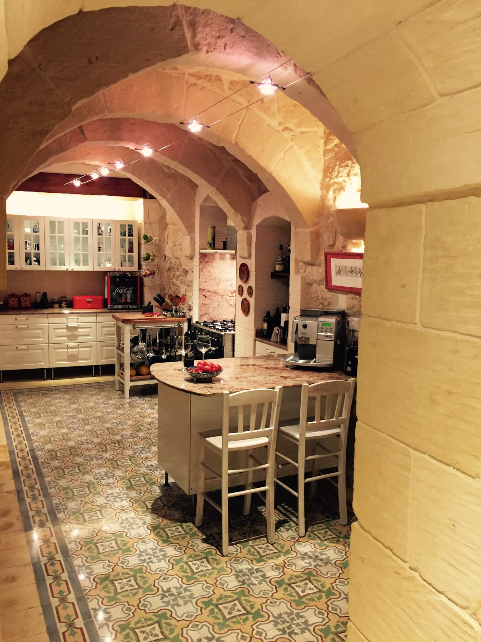 Kitchen Bed & Breakfast Gozo