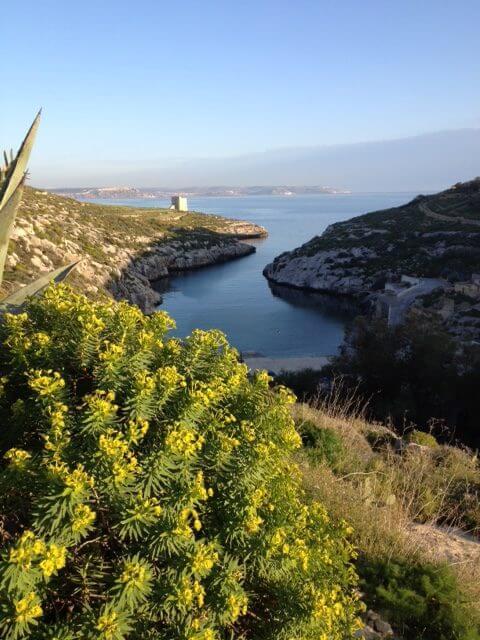 Mgarr ix-xini view
