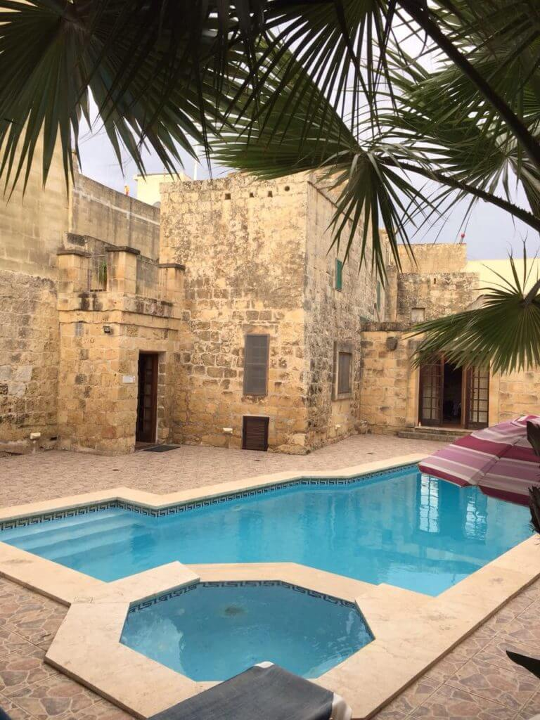 Gozo retreats