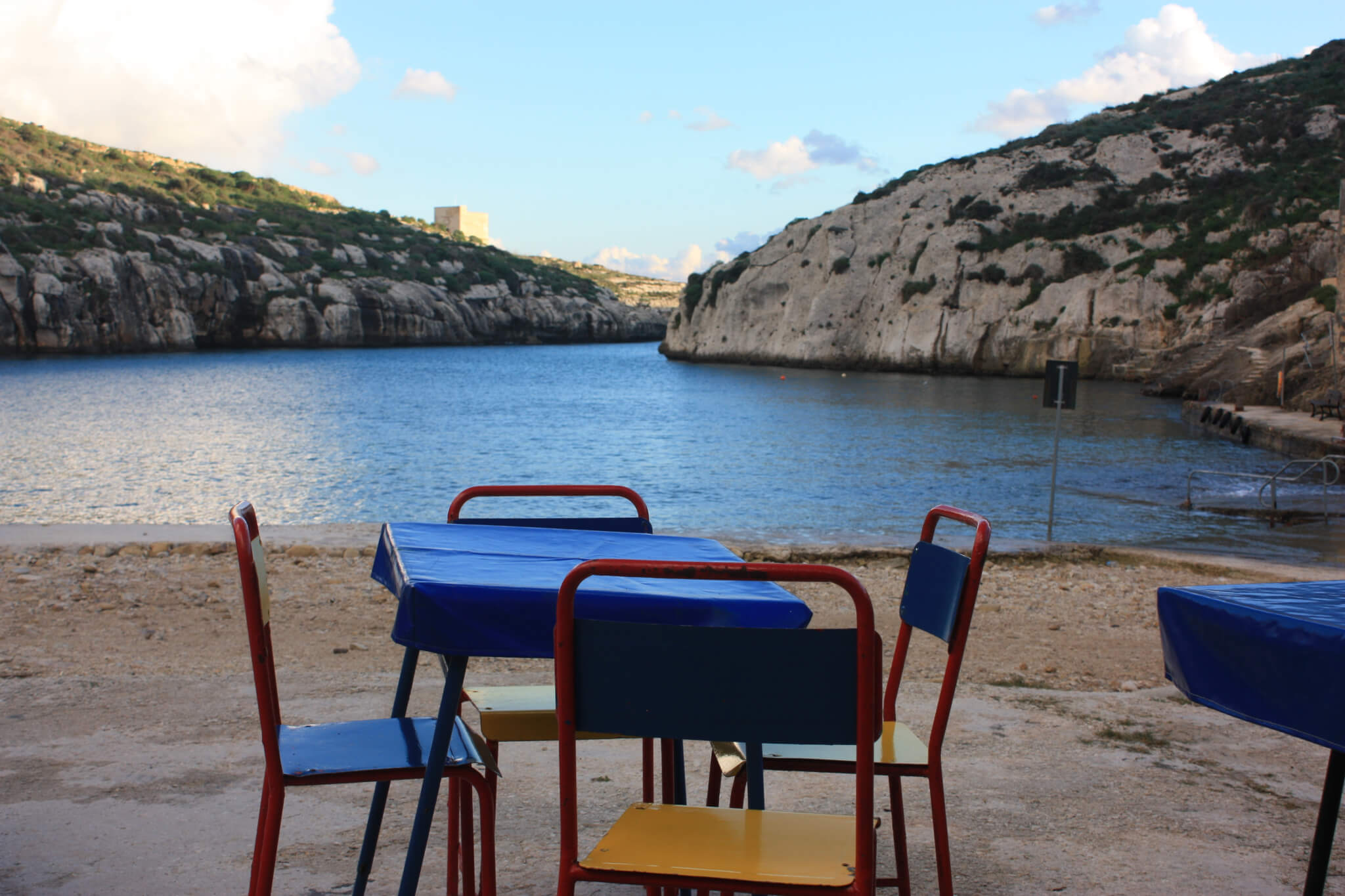 Mgarr ix-xini chairs
