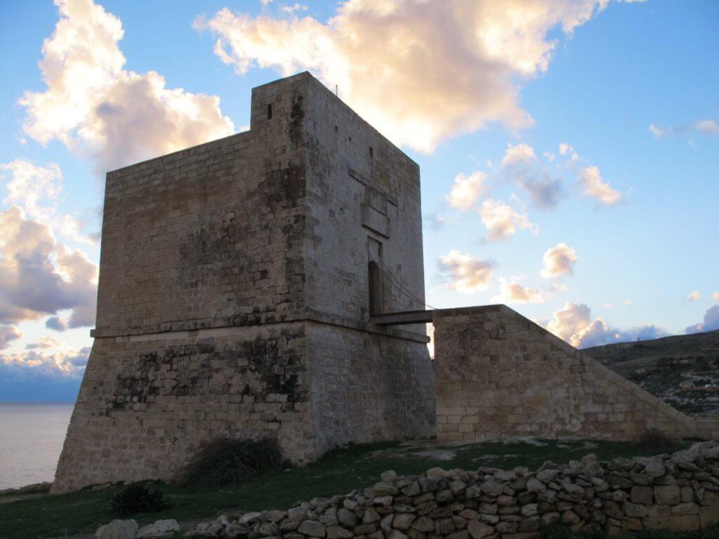 Dwejra Tower Gozo