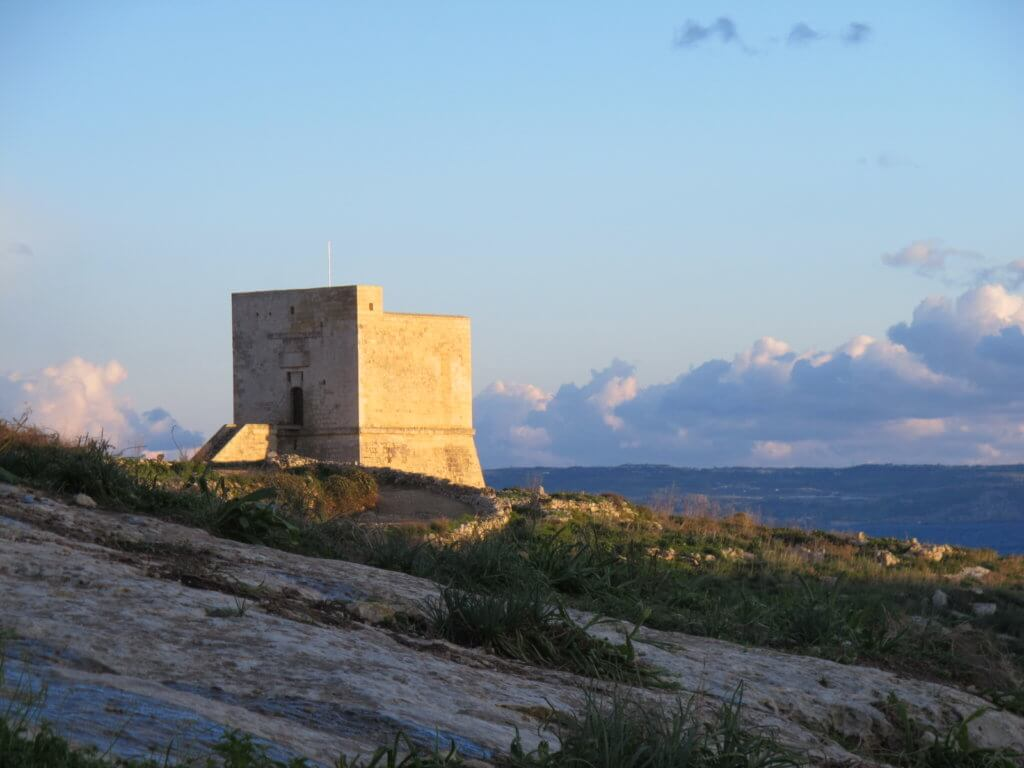 tower mgarr-ix-xini